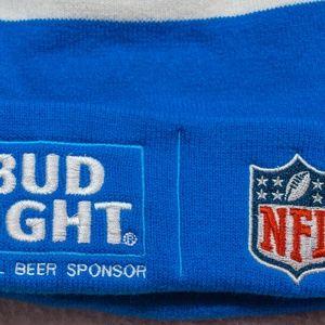 a50433a921d NFL Accessories - NFL National Football x Bud Light Beanie   Toque